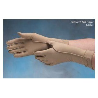 Isotoner Full Finger Gloves, Size: XS: Health & Personal Care