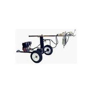 Wheeler Rex 98003 Valvemaster Portable Valve Exerciser with Honda Engine nad Reversible Counter