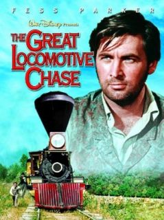 The Great Locomotive Chase: Fess Parker, Jeffrey Hunter, Francis D. Lyon, Lawrence Edward Watkin:  Instant Video