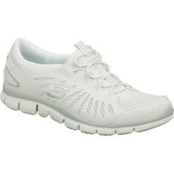 Women's Skechers Gratis Big Idea White Skechers Sneakers