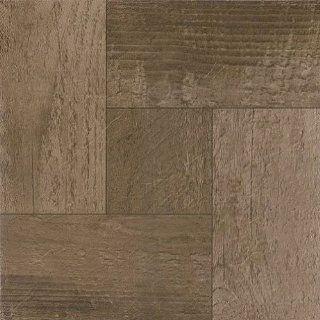 Creative Home Nexus Vinyl Self Stick Tile 227 Rustic Barn Wood 1 Box 20 Tiles Covers 20 Sq. Ft.   Vinyl Floor Coverings