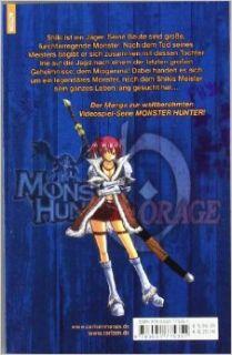 Monster Hunter Orage 01 Hiro Mashima 9783551775351 Books