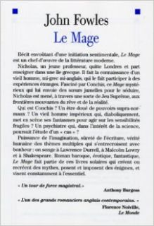 Mage (Le ) (Collections Litterature) (French Edition): John Fowles: 9782226169976: Books