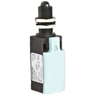 Siemens 3SE5 232 0KD10 Mechanical Position Switch, Complete Unit, Plastic Enclosure, 31mm Width, Roller Plunger, Central Fixing, Slow Action Contacts, 1 NO + 2 NC Contacts: Electronic Component Limit Switches: Industrial & Scientific