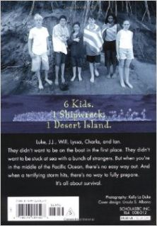 Shipwreck (Island, Book 1): Gordon Korman: 9780439164566: Books