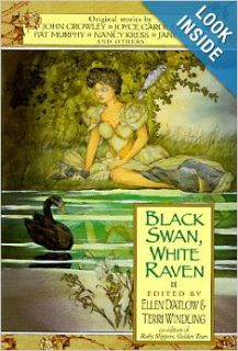 Black Swan, White Raven: Ellen Datlow, Terri Windling: 9780380975235: Books