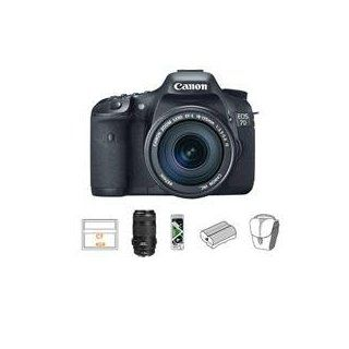 Canon EOS 7D Digital SLR Camera with EF 28 135mm f/3.5 5.6 IS USM Lens & EF 70 300mm f/4 5.6 IS USM Autofocus Lens   USA   FREE: Red Giant Adorama Production Bundle for PC/Mac a $599.00 Retail Value : Camera & Photo