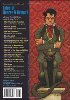 Graphic Classics Volume 1: Edgar Allan Poe (4th Edition): Edgar Allan Poe, Various Artists, Tom Pomplun, Rick Geary, Matt Howarth, Carlo Vergara, Dan Dougherty: 9780982563007: Books