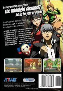 Shin Megami Tensei Persona 4 The Official Strategy Guide 9780979884863 Books