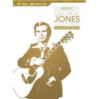 The Music of George Jones: Music