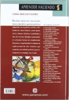 Como Mezclar Colores (Spanish Edition): Jose M. Parramon: 9788434218437: Books
