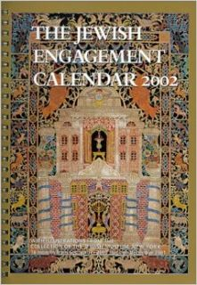 The Jewish Engagement Calendar 2002: Inc. Hugh Lauter Levin Associates, Hugh Lauter Levin Associates: 9780883636015: Books