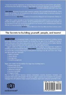 Stout Advice: The Secrets to Building Yourself, People, and Teams!: Logan Stout: 9781481720281: Books