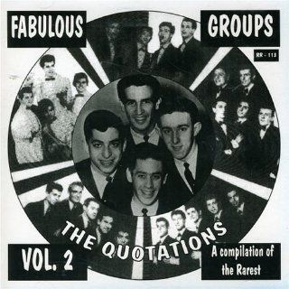 Fabulous Groups Vol. 2 (Best of the Rare Doo Wop): Music