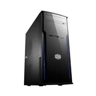 Cooler Master RC 241 KKR400 N1 Black ELITE 241 ATX mini Tower with 400W Power Supply Compute Case   NEW   Retail   RC 241 KKR400 N1: Computers & Accessories