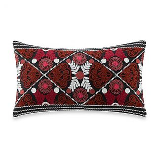 Buy Artology Kalam 12 Inch x 12 Inch Pillow in Black from
