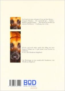 Gestatten, Bono Back, ein echter Rhodesian Ridgeback (German Edition) Christine Back 9783842334120 Books