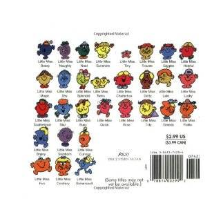 Little Miss Bossy (Mr. Men and Little Miss): Roger Hargreaves: 9780843174236: Books
