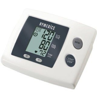 HoMedics BPS 060 Digital Manual Inflate Blood Pressure Monitor : Massage Oils : Beauty
