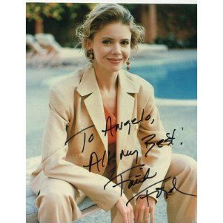 Faith FoRD Signed Faith & Hope Murphy Brown Carpoolers UACC RD 244 Iada: Collectibles & Fine Art