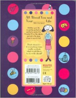 My [Not So] Perfect Life: A Fill In The Blanks Journal (Klutz): Karen Philips: 9781591746713: Books
