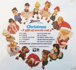 Zenith presents: Christmas  A Gift of music vol. 3 [LP Vinyl]: Music