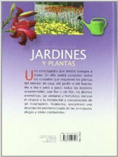 Gran enciclopedia de jardines y plantas: 9788430547227: Books