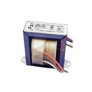 Hammond Manufacturing 266G24 Transformer, Power; 12VA; Chassis; Pri:117/234VAC; Sec:Ser 24V, Par 12V; Dual: Industrial & Scientific