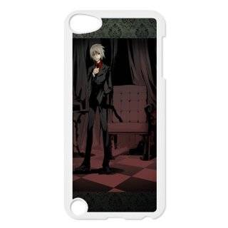 Soul Eater X&T DIY Snap on Hard Plastic Back Case Cover Skin for iPod Touch 5 5th Generation   274: Cell Phones & Accessories