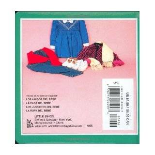 La Ropa del Bebe (Baby's Clothes) (Super Chubby Spanish Board Book) (Spanish Edition) Neil Ricklen 9780689804366 Books