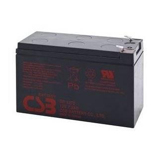 NEXTGEN POWER SYSTEMS OF TEXAS   GP1272F2   BATTERY, SLA, 12V, 7.2AH Electronic Components Industrial & Scientific