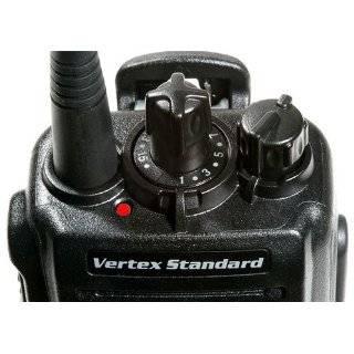 Vertex Standard VX 231 G7UN Business/Industrial Portable UHF Universal Radio Package  Two Way Radio Batteries