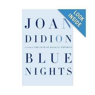 Blue Nights [Audiobook, Unabridged] [Audio Cd] JOAN DIDION Books