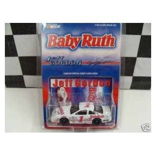1992 Limited Edition Jeff Gordon #1 Baby Ruth Ford Thunderbird 1/64 Scale Diecast Monte Carlo Action Racing Collectables: Toys & Games