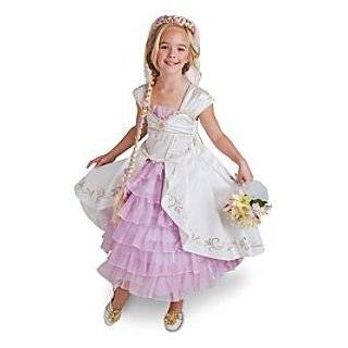 Disney Rapunzel Wedding Dress Limited Edition 1 of 4000 Size 5 : Other Products : Everything Else
