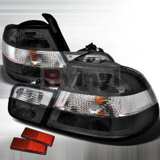 BMW E46 3 Series 323Ci M3 330Ci 325Ci 2000 2001 2002 2003 Altezza Tail Lights   Chrome Automotive
