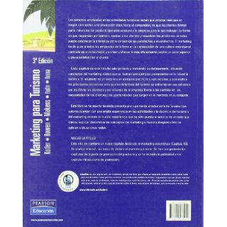 Marketing Para Turismo   3b: Edicion (Spanish Edition): Philip Kotler: 9788420538952: Books