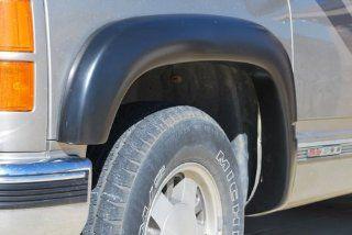 Chevy (1500, 2500, 3500, Blazer, Suburban, Tahoe), GMC (Sierra 1500, 2500, 3500, Yukon) Prestige Wide Style Textured Fender Flare: Automotive