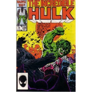 The Incredible Hulk, Vol 1 #329 (Comic Book) MARVEL COMICS Books
