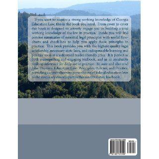 Georgia Education Law: Dr. John Dayton: 9781482610499: Books