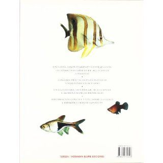 El libro completo de los peces de acuario : gu�a completa para identificar, escoger y mantener especies de agua dulce y marinas: Gina Sandford: 9788487756443: Books