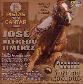 Pistas para Cantar como: Jose Alfredo Jimenez: Music
