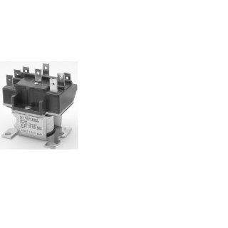 White Rodgers, 90 341, Fan relay 24v, DPDT: Electroniccomponents: Industrial & Scientific