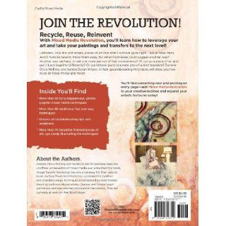 Mixed Media Revolution: Creative Ideas for Reusing Your Art: Darlene Olivia McElroy, Sandra Duran Wilson: 9781440318719: Books