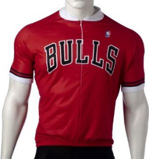 NBA Chicago Bulls Women's Cycling Jersey : Women Chicago Bulls Shirt : Sports & Outdoors