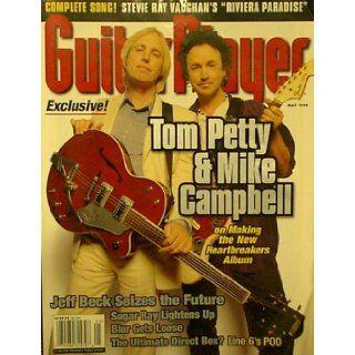 Guitar Player Magazine, May 1999 Issue (Tom Petty cover) (Vol 33 No 5, Issue 353) Michael Molenda Books