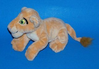 "Disney's the Lion King: 14"" Baby Simba: Toys & Games"