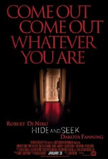 Hide And Seek: Robert De Niro, Dakota Fanning, Famke Janssen, Elisabeth Shue:  Instant Video