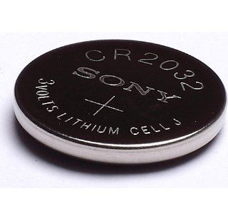 50pcs Genuine SONY CR2032 3V Lithium Button Coin Cell Battery EXP2021  Electronics