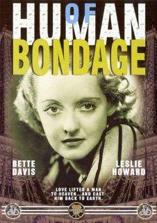 Of Human Bondage (B&W): Bette Davis, Leslie Howard, John Cromwell: Movies & TV